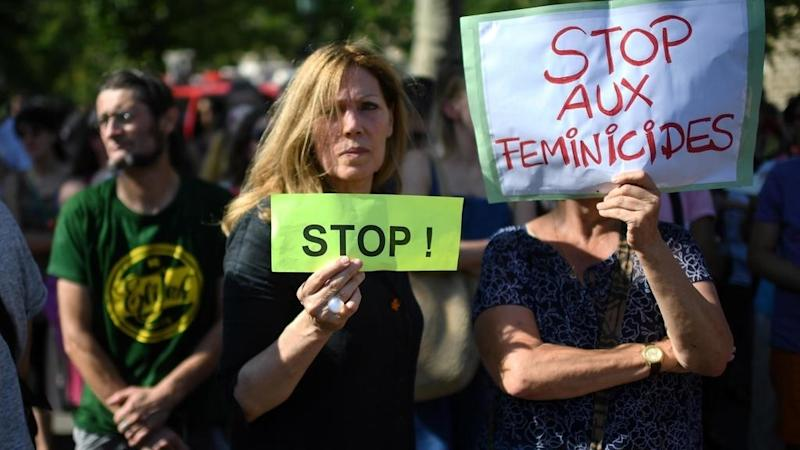 French women's groups demand more action with femicide on the rise