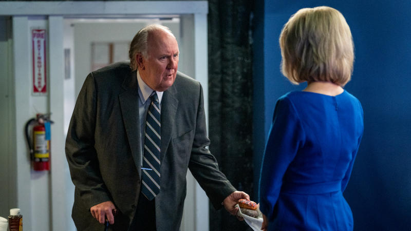 John Lithgow as Roger Ailes in 'Bombshell'. (Credit: Lionsgate)