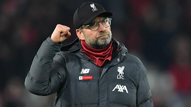 Many have already crowned the Reds as Premier League champions for 2020, but those at Anfield are looking to keep celebrations on hold