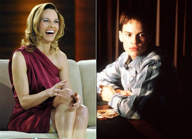 Like Bale, Hillary Swank too was ready to cut down her pounds to perfect both her Oscar winning roles - 'The Million Dollar Baby' and 'Boy's Don't Cry'.