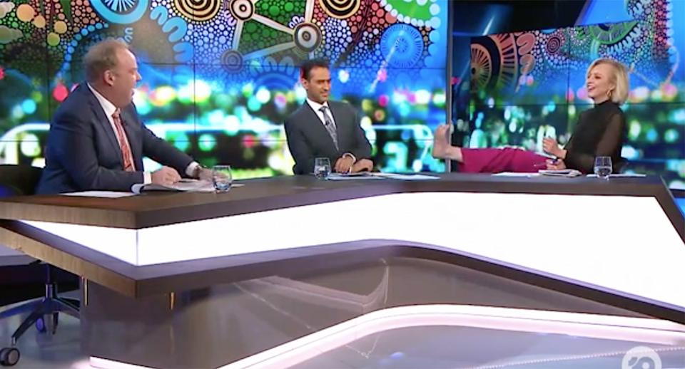 the project hosts carrie bickmore waleed