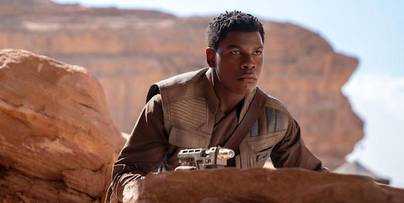 Boyega in Star Wars: The Rise of Skywalker (Credit: Disney/Lucasfilm)