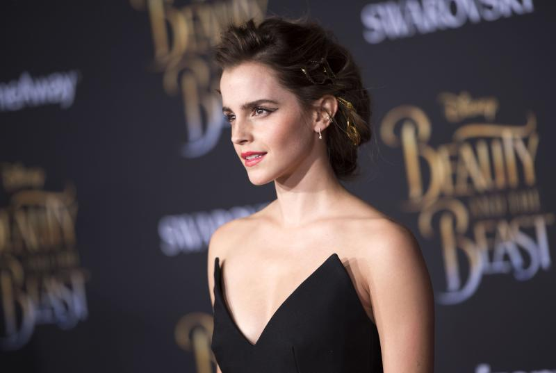 Emma Watson Is Officially Not Messing Around With Bath Time