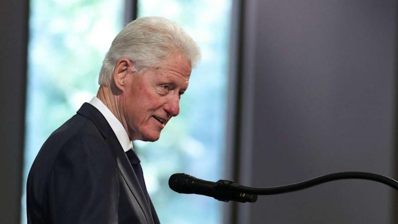 Ruth Bader Ginsburg represented what 'is best about America': Bill Clinton
