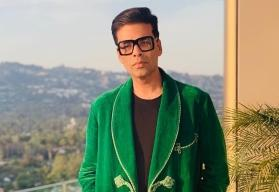 Check out Karan Johar's witty reply to troll for joking about his sexuality