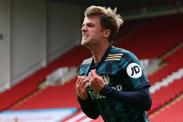 Patrick Bamford scored for the third Premier League game running at Sheffield United