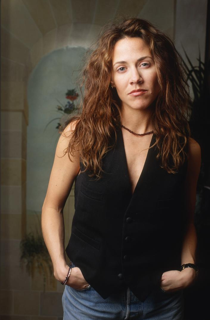 Sheryl Crow in 1994. (Photo: Gie Knaeps/Getty Images)