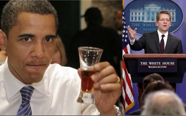 White House Continues to Stonewall: No Beer Recipe Forthcoming