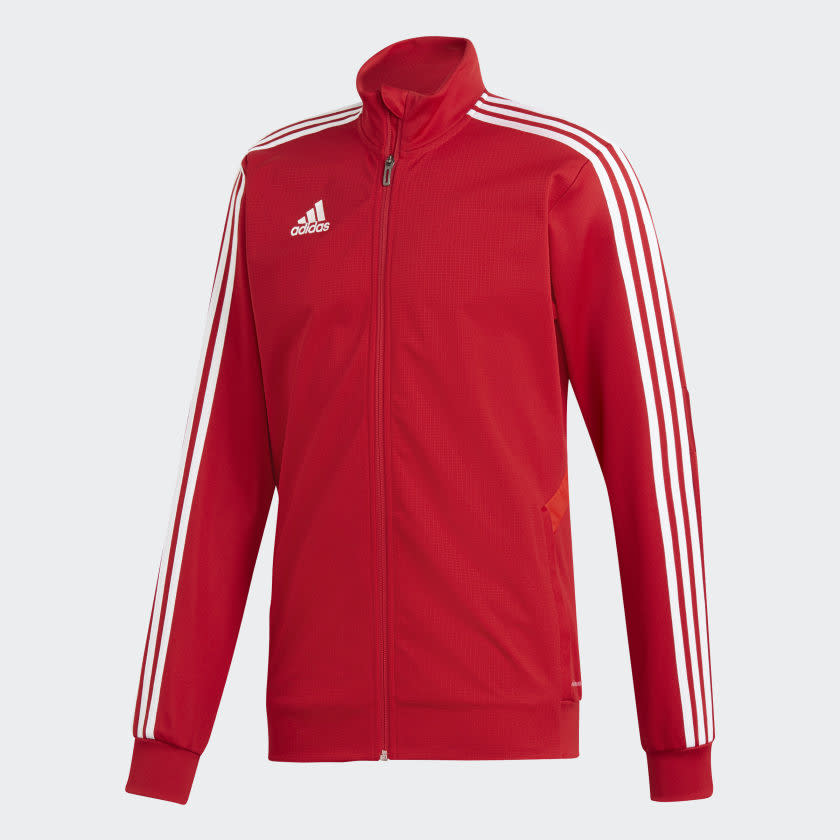 Men's Tiro 19 Training Jacket. Image via adidas.
