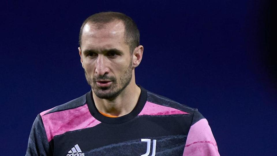Giorgio Chiellini | Quality Sport Images/Getty Images