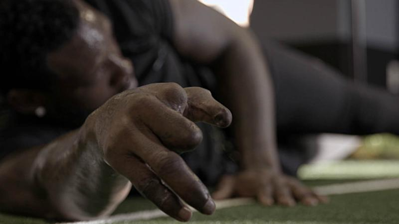 Jason Pierre-Paul: 'I know I'm unstoppable' because of accident