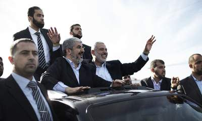 Hamas Chief Ends 45-Year Exile With Gaza Visit