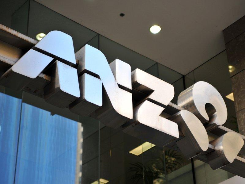 ANZ says profit result temporary