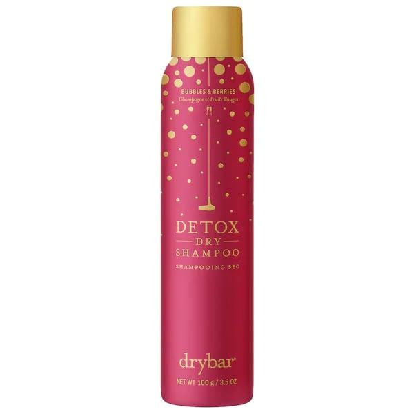 "<p>While <a href=""https://www.popsugar.com/beauty/best-dry-shampoo-under-25-sephora-47725825"" class=""ga-track"" data-ga-category=""internal click"" data-ga-label=""https://www.popsugar.com/beauty/best-dry-shampoo-under-25-sephora-47725825"" data-ga-action=""body text link"">we already love the original formula</a>, this <product href=""https://www.sephora.com/product/drybar-berries-bubbles-detox-dry-shampoo-P463283?icid2=justarrivedhair_skugrid_ufe:p463283:product"" target=""_blank"" class=""ga-track"" data-ga-category=""internal click"" data-ga-label=""https://www.sephora.com/product/drybar-berries-bubbles-detox-dry-shampoo-P463283?icid2=justarrivedhair_skugrid_ufe:p463283:product"" data-ga-action=""body text link"">Drybar Berries and Bubbles Detox Dry Shampoo</product> ($23) gets more festive for the upcoming holiday season with a limited-edition scent of strawberries and champagne.</p>"
