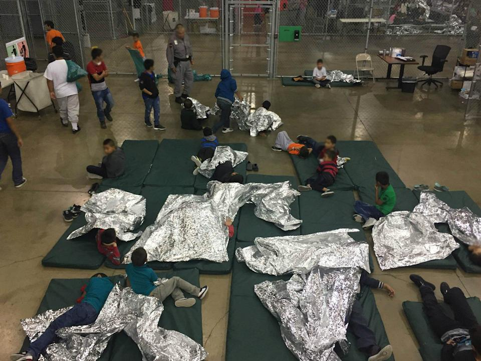 California judge orders separated migrant children be reunified with parents within 30 days.