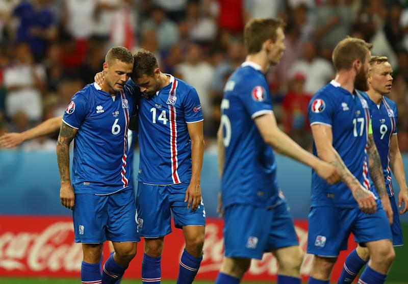 "Iceland's run to the Euro 2016 quarterfinals is one of the focuses of ""This Is Football."" (Photo by Evrim Aydin/Anadolu Agency/Getty Images)"
