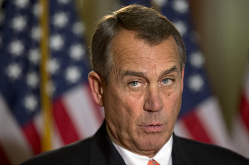 Boehner plan ends tax cuts for rich, poor