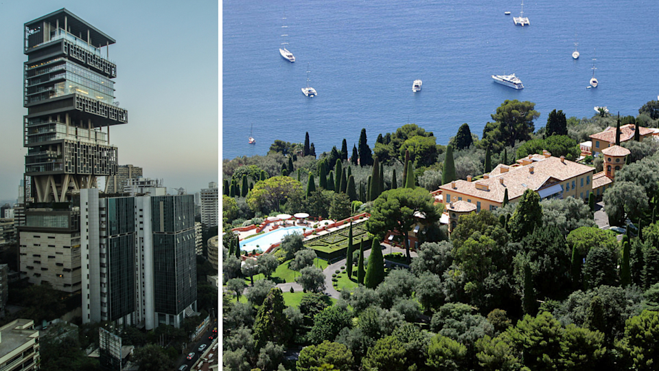 <em>Most expensive houses in the world revealed. Source: Getty Images</em>