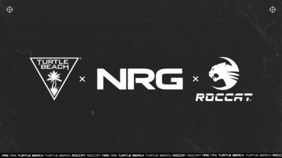Turtle Beach, NRG and ROCCAT squad up to compete globally to dominate in the most elite esport leagues.