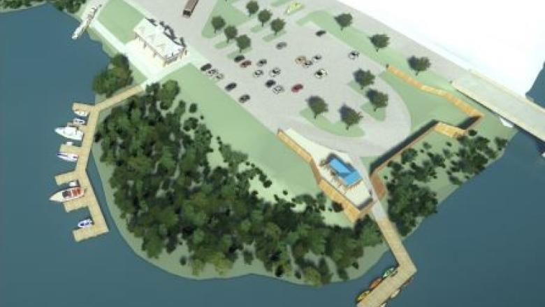 Fredericton takes another look at former Irving tank farm site on river