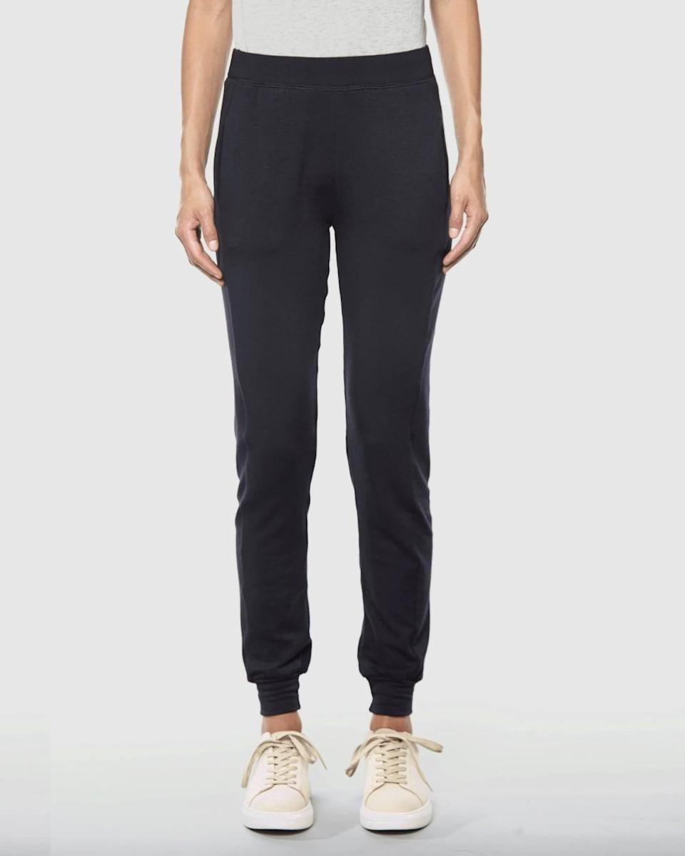 """<p><span>Bleusalt The Jogger</span> ($140)</p> <p>""""I've had my Bleusalt joggers for years. Not only are they the softest things I've ever worn, they hold up. They're cozy, adorable, and make your butt look good. These are the definition of a luxury sweatpant, and a gift they'll cherish for a long time."""" - IY</p>"""