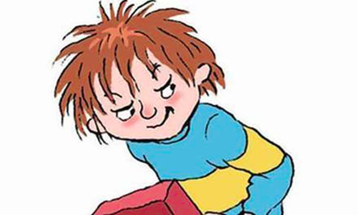 Parents Are Banning Their Kids From Watching Horrid Henry Photo ITV
