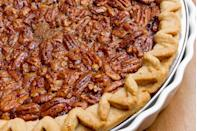 "<p>Can you blame them for wanting to have pecan pie for just about every holiday? It's just so good!</p><p>Get the <a href=""https://www.delish.com/cooking/recipe-ideas/recipes/a55685/easy-pecan-pie-recipe/"" rel=""nofollow noopener"" target=""_blank"" data-ylk=""slk:recipe"" class=""link rapid-noclick-resp"">recipe</a>.</p>"