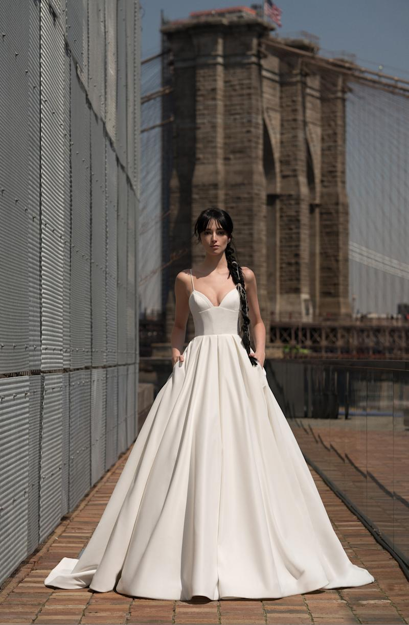 The Crawford dress from Alyne by Rita Vinieris' spring 2019 collection