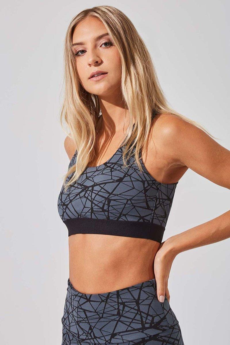 Acer Jacquard Medium Support Bra. Image via MPG Sport