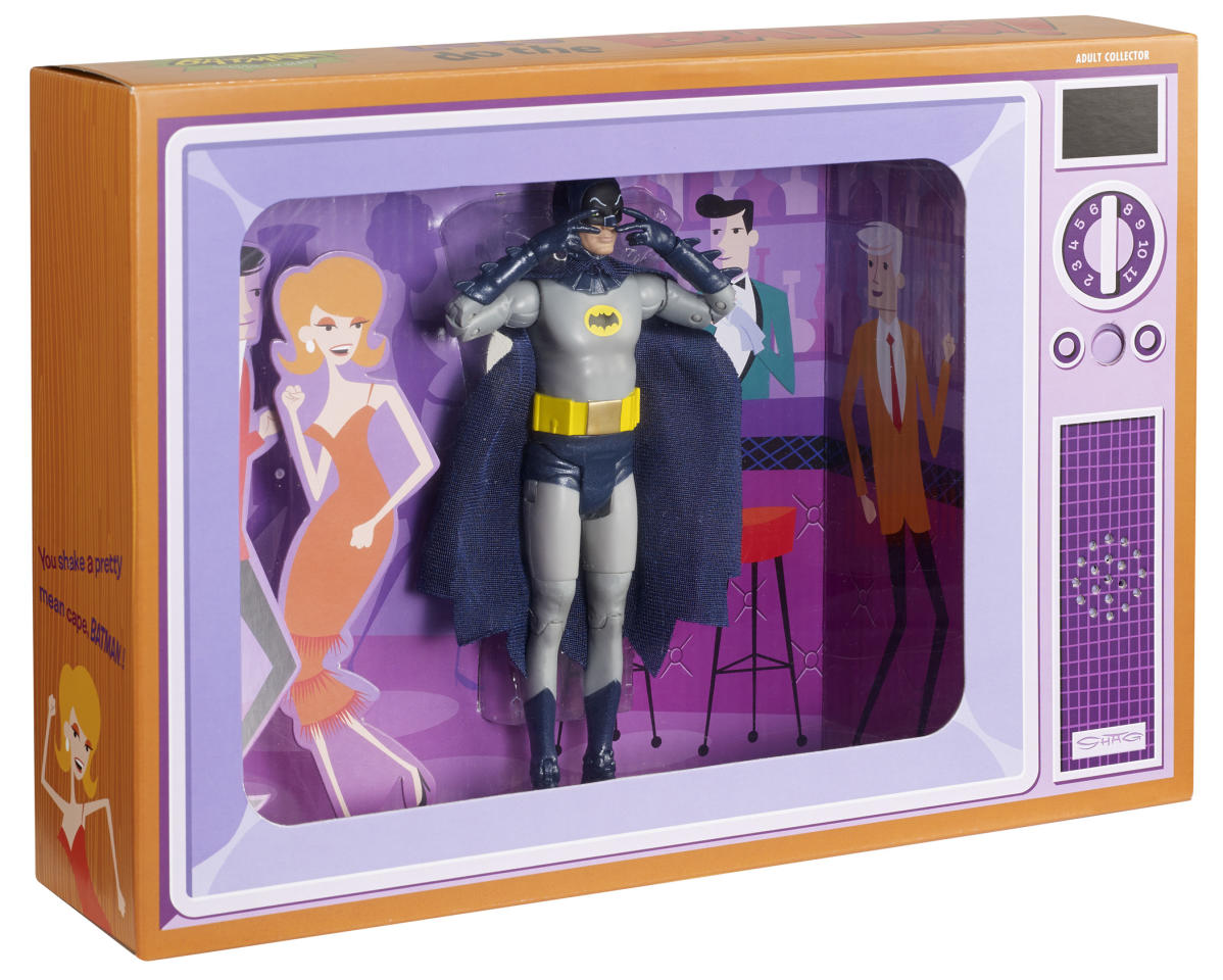 "<b>""Batman"" Classic TV Series - ""Batusi"" Batman</b><br />Mattel"