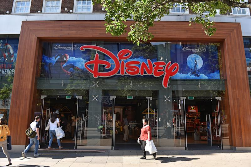 Free Shipping Day at ShopDisney.com (Photo: Getty)