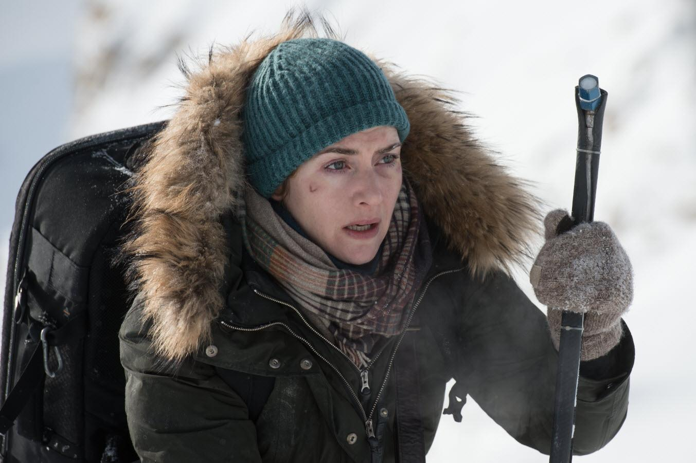 Kate Winslet in 'The Mountain Between Us' (credit: 20th Century Fox)