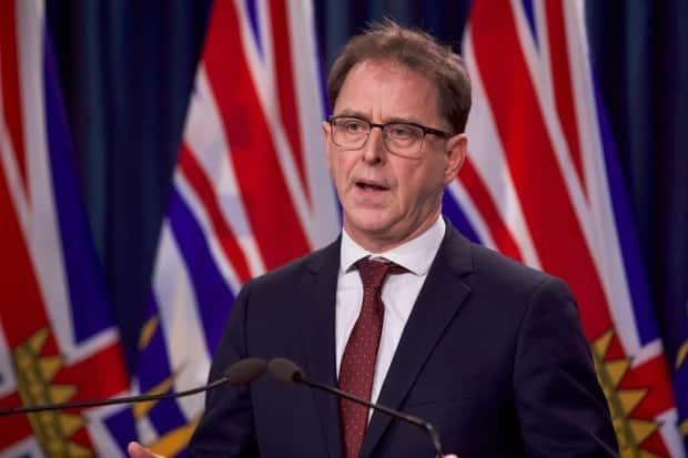 B.C. Health Minister Adrian Dix said Sunday that people must do all they can to avoid transmitting the COVID-19 virus while some small town mayors say they're seeing Easter weekend travellers. (Mike McArthur/CBC - image credit)