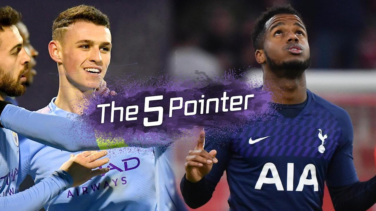 The Five Pointer: Young Lions star in Europe, Ronaldo rages at fan, Ravens look to crush Jets
