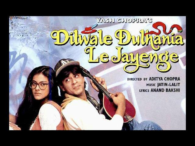 <b>5. Dilwale Dulhania Le Jayenge </b><br>How can you talk about romance, and keep 'DDLJ' out of the discussion. Your girl has grown up praying for a Raj in her life. She must have already seen the movie a zillion times before, but be assured, you won't be making a mistake by making her watch the Raj-Simran saga one more time.