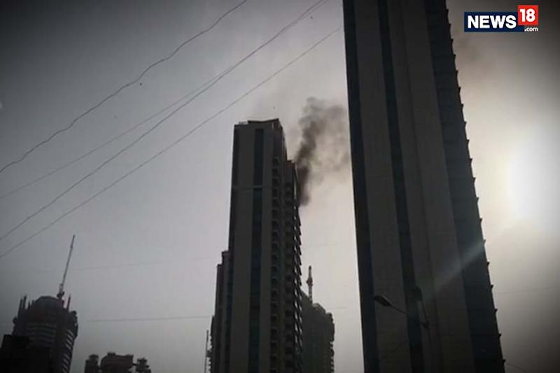 Third Fire Tragedy in Mumbai in June, 90 Evacuated From High-Rise in South Bombay