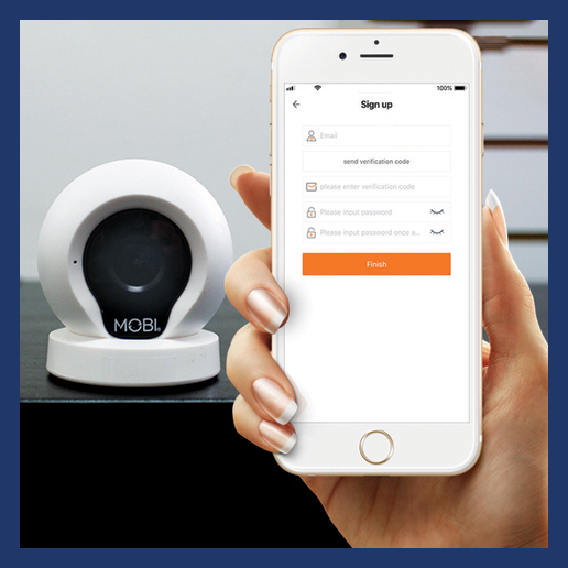 Watch over your home — even from afar. (Photo: Walmart)