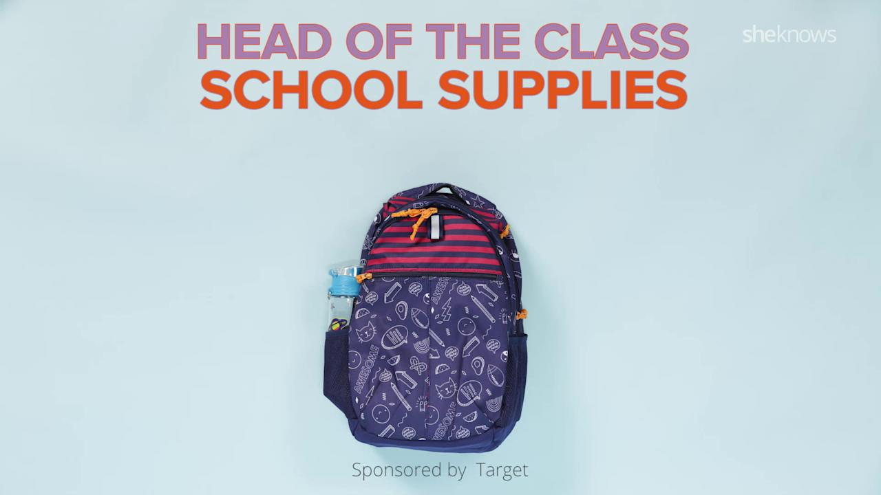 Just one quick trip can help you find everything you need for back-to-school. Sponsored post.
