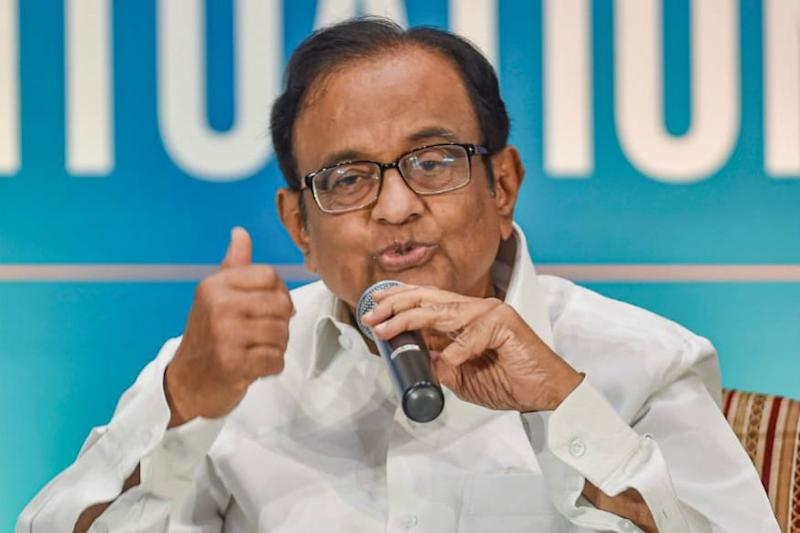 For The 3rd Time, Why PM Did Not Name China as Aggressor, Asks Chidambaram