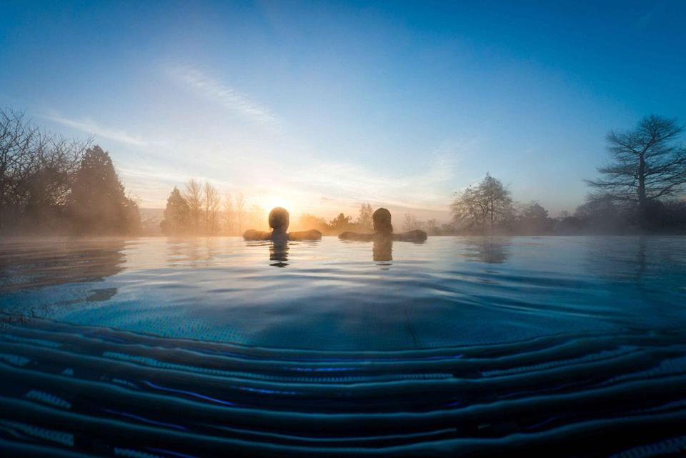 """<p>With a fitness centre, treatment suites and six pools - including an incredible rooftop infinity pool - <a href=""""https://www.redonline.co.uk/travel/a506946/ragdale-hall-offer/"""" rel=""""nofollow noopener"""" target=""""_blank"""" data-ylk=""""slk:Ragdale Hall"""" class=""""link rapid-noclick-resp"""">Ragdale Hall</a> deserves its swanky spa reputation. Soak in the views of the soul-soothing countryside stretching out before you while relaxing in warming water. Beautify, relax and revive your senses with an Elemis treatment, before heading to the sleek cocktail bar for an aperitif before a first-class dinner.</p><p><strong>Covid-19 update:</strong> Spa facilities are open, subject to<br>government guidelines. Numbers in the spa may be reduced at any one time to ensure social distancing.</p><p><strong>Red readers can enjoy an exclusive offer and save up to 35% on a blissful two-night spa break at Ragdale Hall.</strong></p><p><a class=""""link rapid-noclick-resp"""" href=""""https://www.redescapes.com/offers/leicestershire-ragdale-hall-spa"""" rel=""""nofollow noopener"""" target=""""_blank"""" data-ylk=""""slk:CHECK AVAILABILITY"""">CHECK AVAILABILITY</a></p>"""