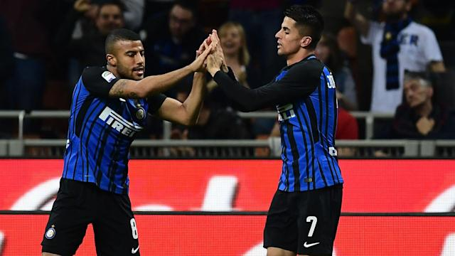 The Inter boss told reporters the club wants to make their loan deals permanent, but need to shrink the squad to free up funds to do so