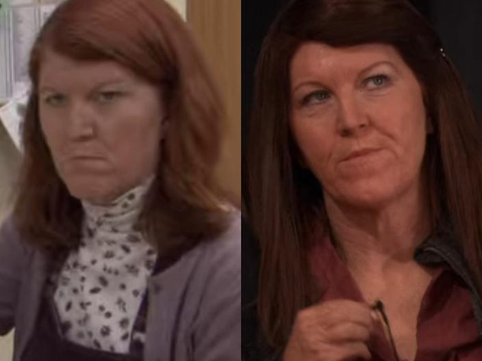 meredith the office