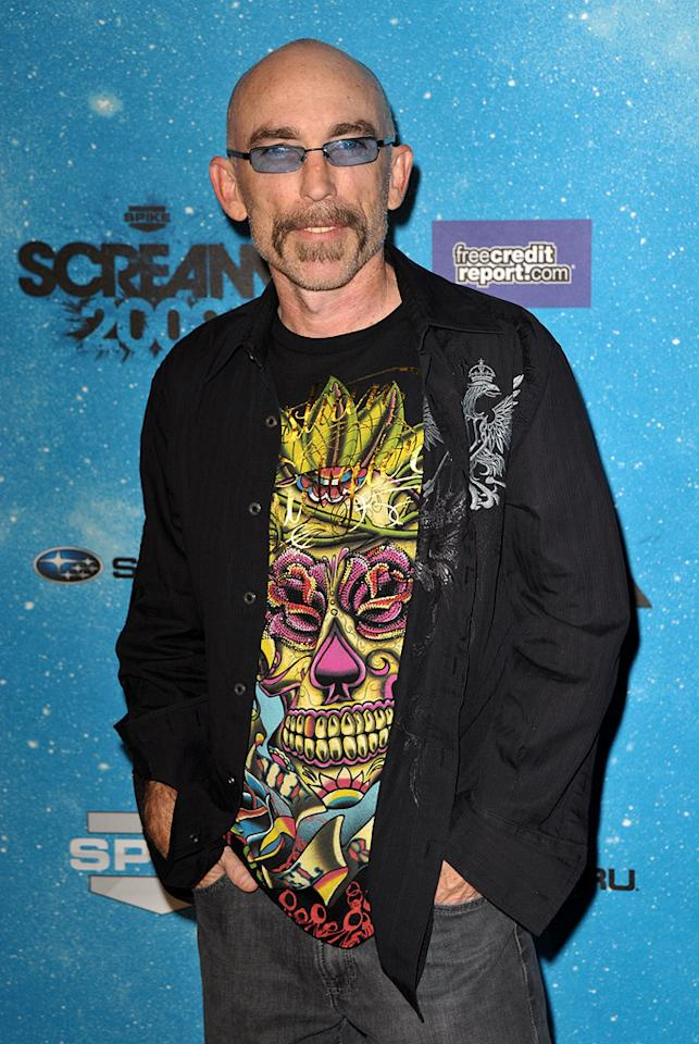 """<a href=""""http://movies.yahoo.com/movie/contributor/1800031219"""">Jackie Earle Haley</a> at the 2009 Spike TV Scream Awards in Los Angeles - 10/17/2009"""