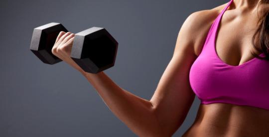 Image result for women with large breasts exercising