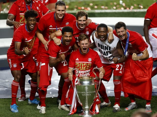 Champions League winners Bayern Munich will face Sevilla for the Super Cup