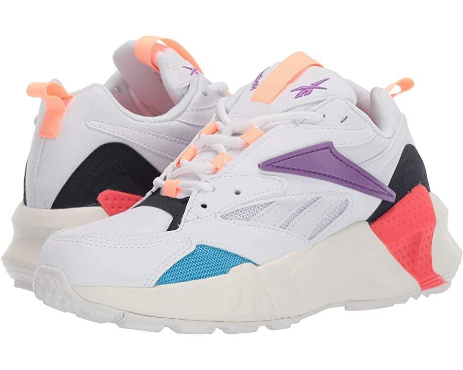 <p>We love the pops of color on these <span>Reebok Lifestyle Aztrek Double Mix Pops Sneakers</span> ($63, originally $90).</p>