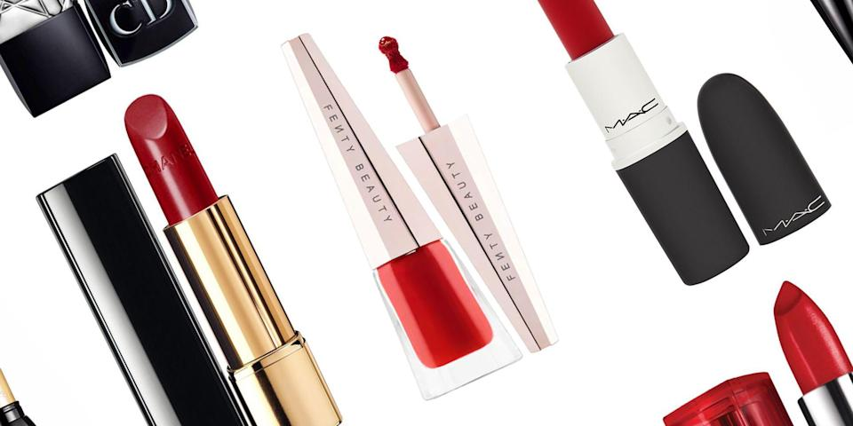 """<p class=""""body-dropcap"""">Pink is professional. Nudes are subtle. Oranges, purples, and creams—all nice. But red lipstick is a shade for any occasion, if you ask us. And in the long history of the powerful color, there are certain red lipstick shades and formulas that have become so iconic, you can probably list them by name. (MAC's Ruby Woo, Fenty Beauty's Uncensored, Dior's 999—you get the picture.) After all, hardcore red lipstick fans <em>can</em> spot the difference between scarlet, burgundy, and true red, and know that the ones that have stood the test of time deserve to be swiped on again and again. </p>"""