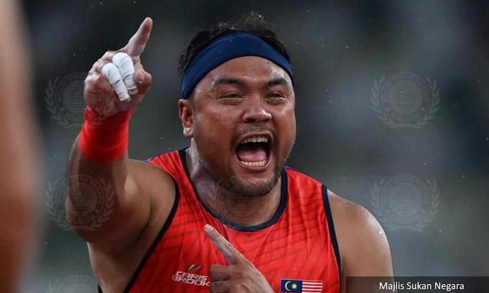 Tokyo Paralympics: M'sia lodges counter-protest against Ziyad's disqualification