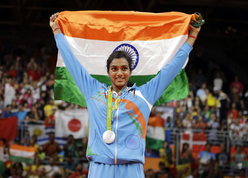 Ravichandran Ashwin congratulates PV Sindhu on her Olympic performance