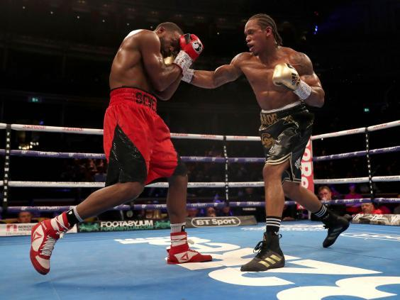 Yarde hopes to shock the Russian and become a world champion (Getty)